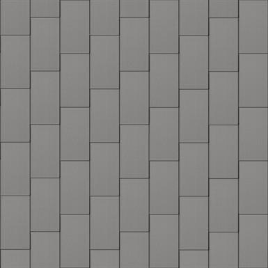 bardeaux facade (333 mm x 600 mm, vertical, artcolor skygrey)