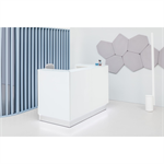 RECEPTION DESK LINEA corner