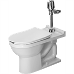 starck 3 toilet floor standing 216501