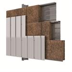bandrock metal v metal facade (es)