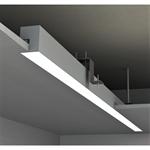 runline recessed luminaire trimless