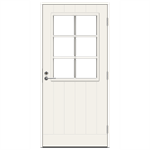 Exterior Door Balcony Brahms ECO Single