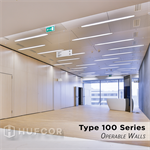 Type 100 Series - Operable Partition