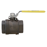 2-Piece, Full Port, Carbon Steel Ball Valves - C-FBV-1