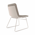 827_Slim Conference low Armchair