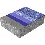 decorative, textured, color quartz epoxy flooring with sikafloor® decodur eb-26 quartz
