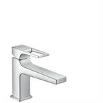 Metropol Single lever basin mixer 100 with loop handle and push-open waste set 74502000