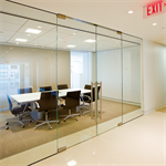 interior glass walls pure® series 225-011