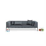 South - 2 Seater 2390mm Width