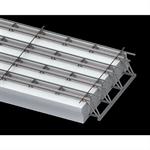 NPS® AIRFLOOR™ 30 self-bearing composite slab with airpop footing