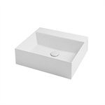 35x35 over-counter washbasin