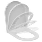 blend curve soft close seat & cover