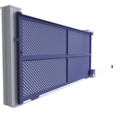 creation line - golhinac sliding gate model