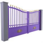 tradition line - bousquet swinging gate model