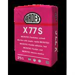 ARDEX X 77 S  быстрый эластичный клей для плитки