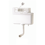 intra concealed cistern bottom entry inlet