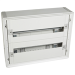 fully modular insulated enclosures xl³ 160 - ready to use - 2  to 6 rows - 24 modules