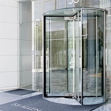 Revolving Door, Crane 4000 K CW-R15