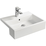 strada 50cm semi-countertop basin (no logo)