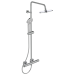 ceratherm t50 shower mixer exposed & wbws / evo