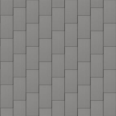 bardeaux couverture (600 mm x 1500 mm, vertical, artcolor skygrey)