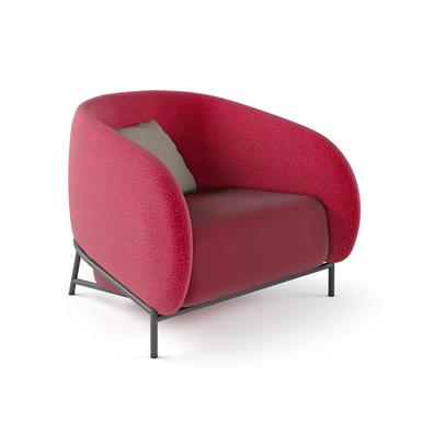 curl – armchair