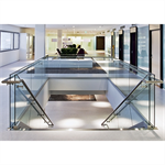 Glass railings system LK60