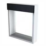 Bath 16-70 Wall Cabinet with Mirror