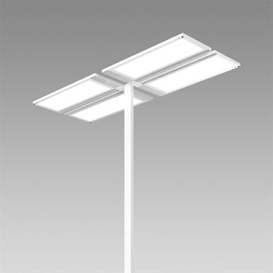 Lightpad LED Freestanding 3000K Europe Four Head S4HX2000 mm
