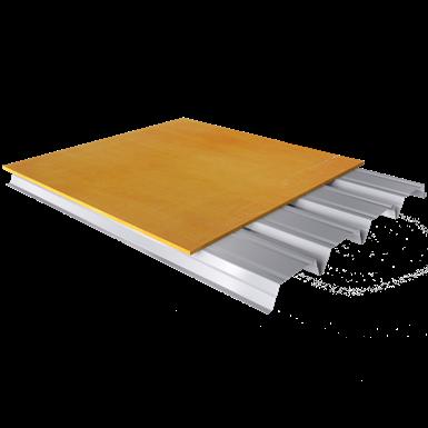steel floor