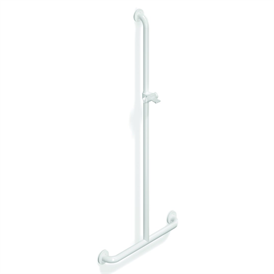 Eco Care Shower handrail with shower head rail 500x1200
