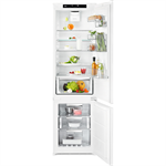 AEG BI Slide Door Fridge Freezer Freezer at the bottom 1884