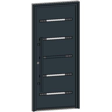 entrance door collection caractère tao