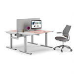 elevo high ajustable - bench desk