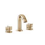 ARMANI - BAIA Deck-mounted 3-hole bidet mixer