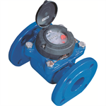 MWN 100 -NK; -NO; -NKO; -NKOP Nubis Propeller Water Meter (Woltman) with Horizontal Rotor Axis