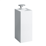 KARTELL BY LAUFEN Freestanding washbasin 375 mm