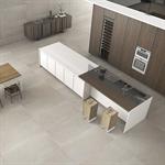 Collection Uptown colour Beige Floor Tiles
