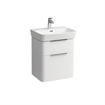 MODERNA R Vanity unit 500 mm with two drawers