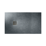 TERRAN 1000x900 Superslim STONEX® shower tray