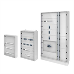 ALPHA NFCEI - LV distribution board - Complete set