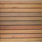 Bison Wood Deck Tiles