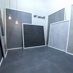 Collection Evolution colour Negro Floor Tiles