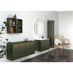 Bathroom Vanity unit Graphic - 45 cm