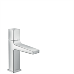 Metropol Basin mixer 110 Select with push-open waste set 32571000