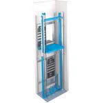 endura above-ground 3-stage hydraulic