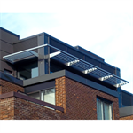 CRL Custom Fabricated Sunshade Systems