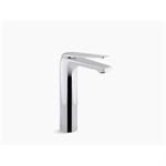 avid™ tall single-handle bathroom sink faucet