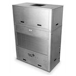 CSV JCI Water-Cooled Self-Contained Units, C-Series Vertical