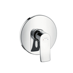 Metris Single lever shower mixer for concealed installation 31685000